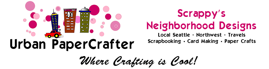 Card Craft Scrapbook Papers from Seattle Northwest Areas
